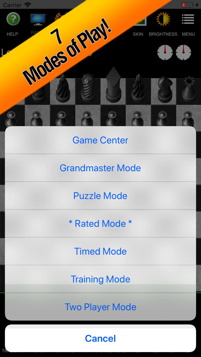 Chess - Online Multiplayer 3D Screenshot