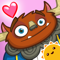 App Icon for StoryToys Beauty and the Beast App in Belgium IOS App Store