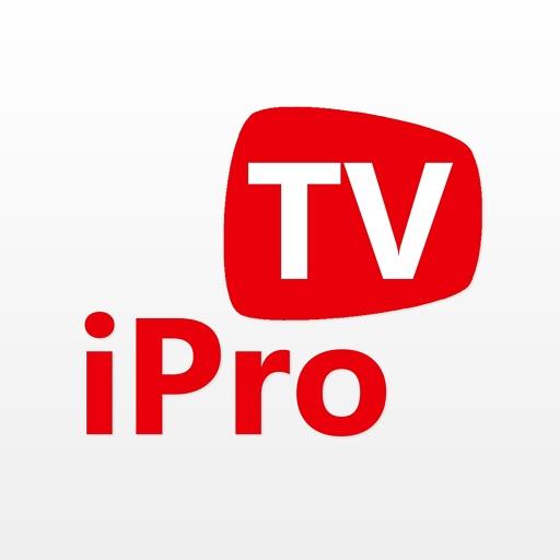 iProTV for iPtv & m3u content icon
