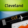 Cleveland Airport(CLE) + Radar - iPadアプリ