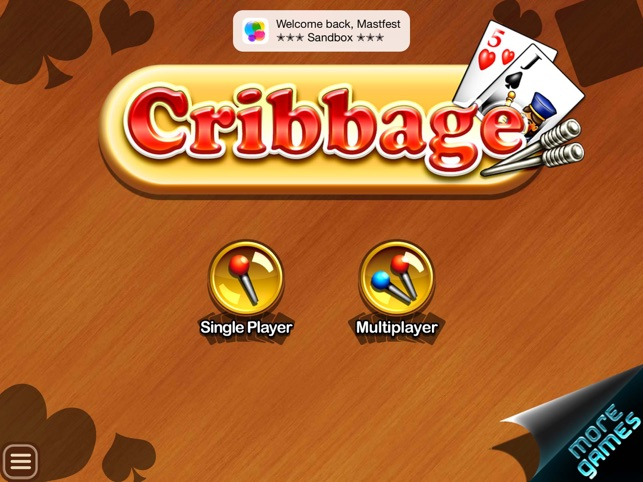 ‎Cribbage HD Screenshot