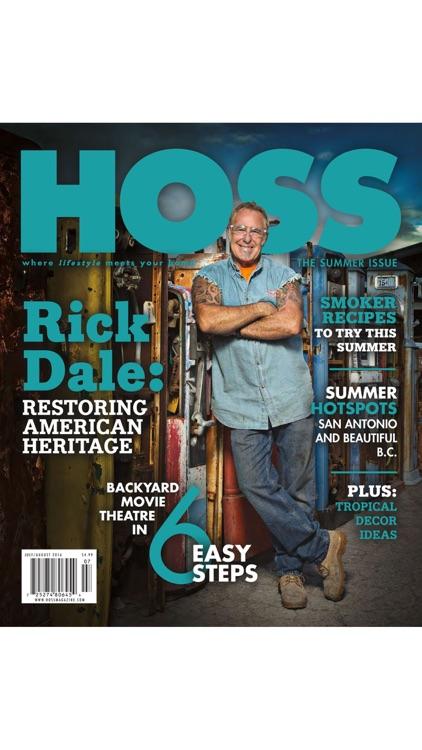 HOSS Magazine screenshot-4