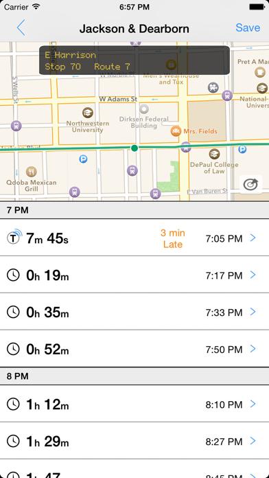 Transit Tracker - Chicago-0