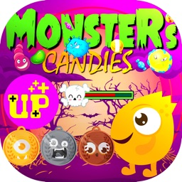 Monsters Hungry of Candies