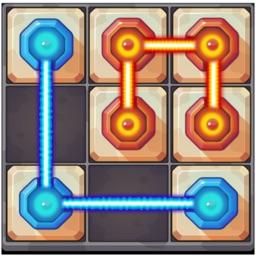 Laser Connect Puzzles