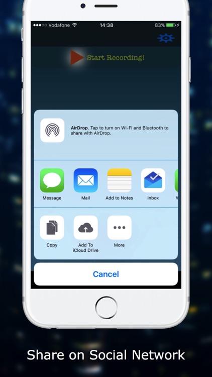 Speech to Text : Voice to Text screenshot-3