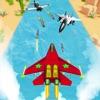 飛行機 シューター 戦争 攻撃 ゲーム