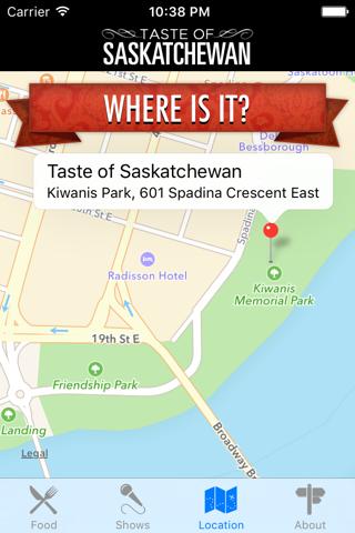 A Taste of Saskatchewan - náhled
