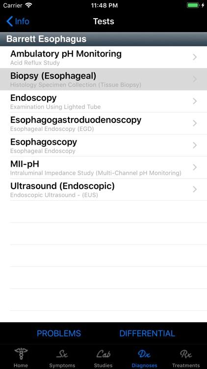 STATworkUP® DDx Clinical Guide screenshot-3