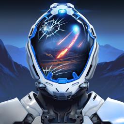Ícone do app Cosmic Frontline AR