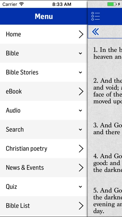 Bible - The Reading Corner Скриншоты5