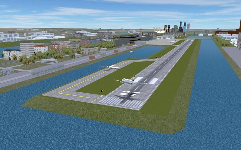Airport Madness 3D - Volume 2 скриншот программы 2