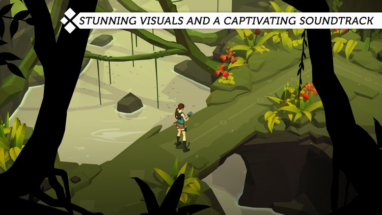 Lara Croft GO screenshot-2