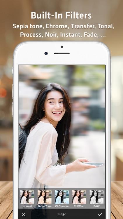 Blurize Pro:AI Portrait Camera