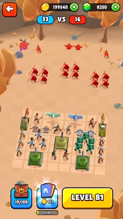 Battle Simulator: Warfare screenshot-6