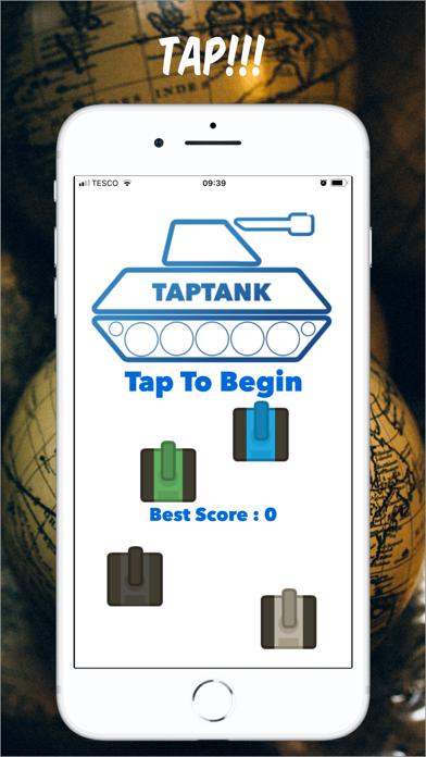 TapTank screenshot one