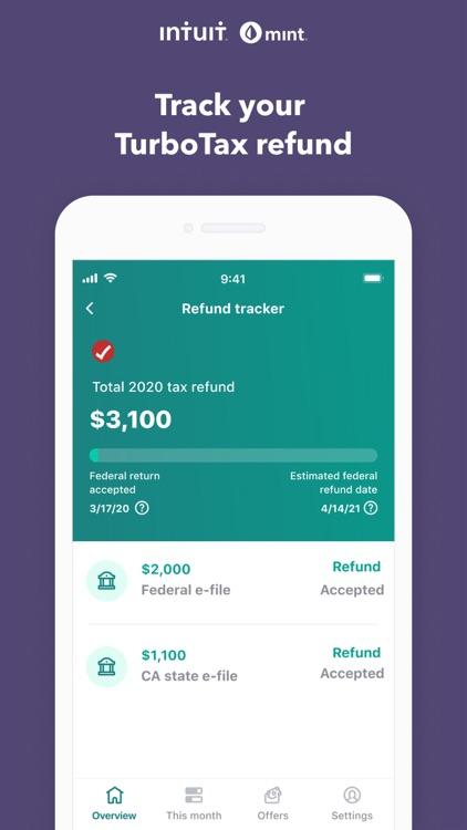 Mint: Budget & Expense Tracker screenshot-3