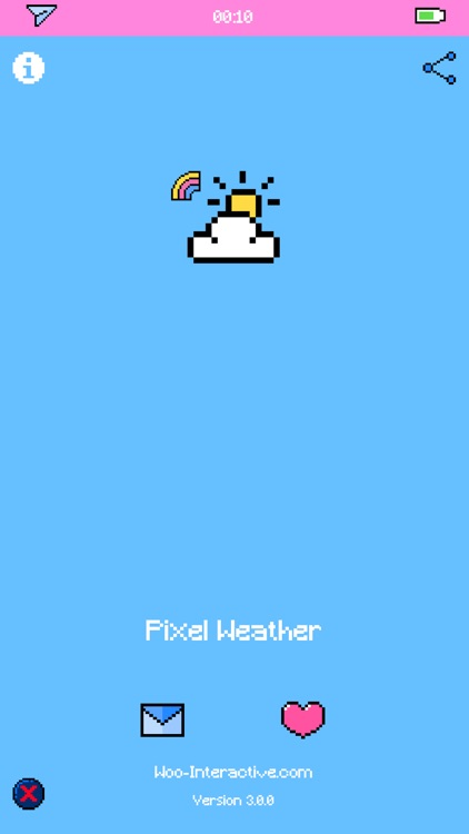 Pixel Weather - Forecast screenshot-7