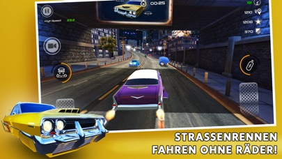 Screenshot 4 Rocket Carz Racing
