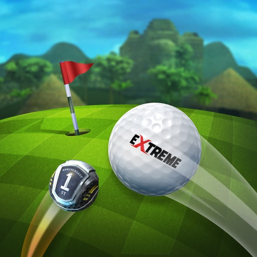 Extreme Golf - 4 Player Battle