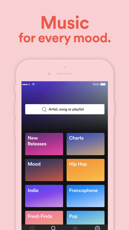 Spotify Music screenshot-4