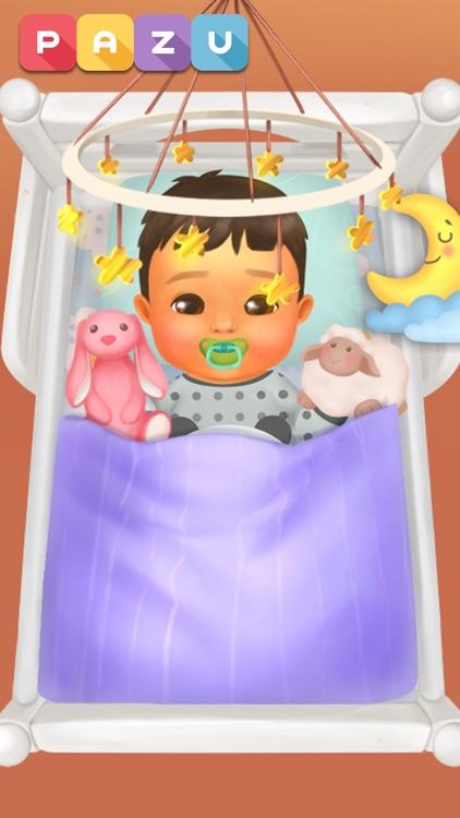 Baby care game & Dress up screenshot-0