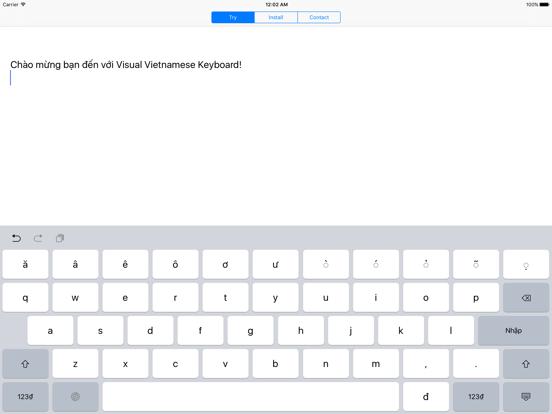 Visual Vietnamese Keyboard | App Price Drops