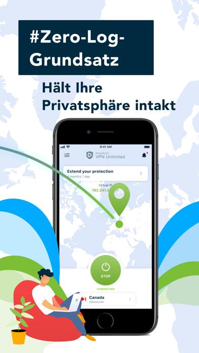 VPN Unlimited - Secure ShieldScreenshot von 4