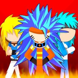 AllStar Hero Super Stick Fight