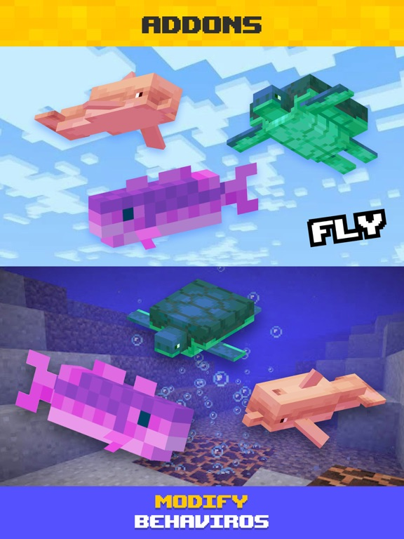 Crafty Addons for Minecraft PEのおすすめ画像2