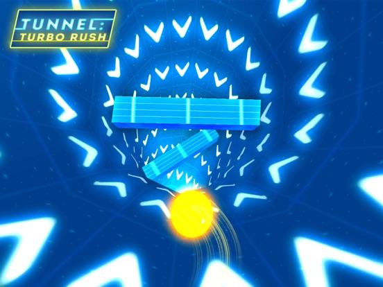 Tunnel: Turbo Rush Ballz Game-ipad-2
