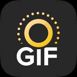 Ícone do app Live GIF