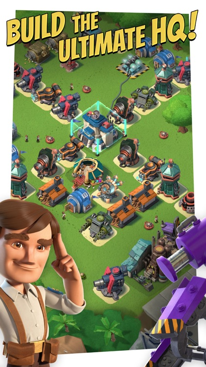 Boom Beach screenshot-2
