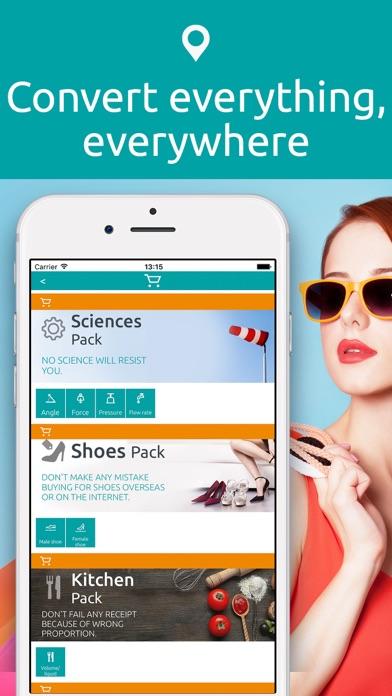 unit converter calculator app report on mobile action app store