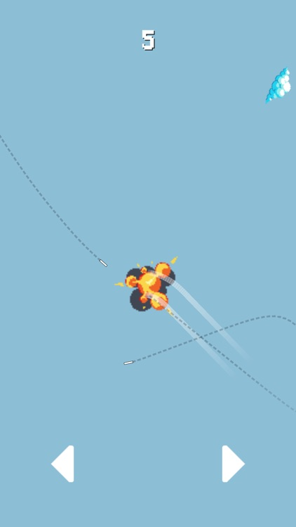 Missile in a Watch Game screenshot-4