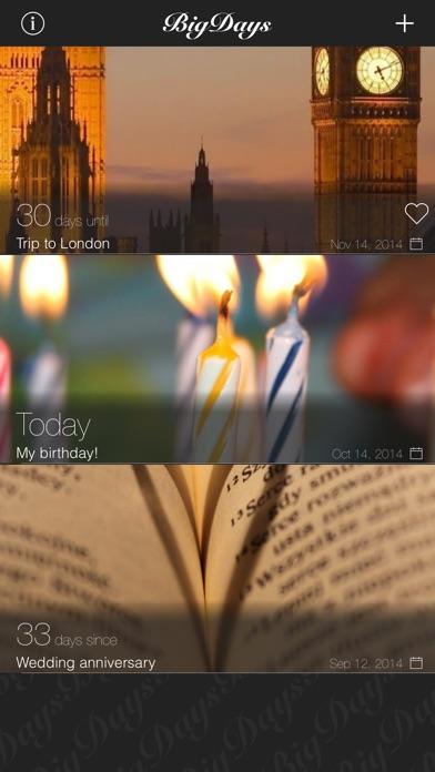Baixar Big Days - Contagem regressiva para Android