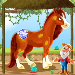 Horse Makeover Stable