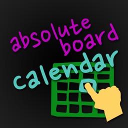 Absolute Board Calendar