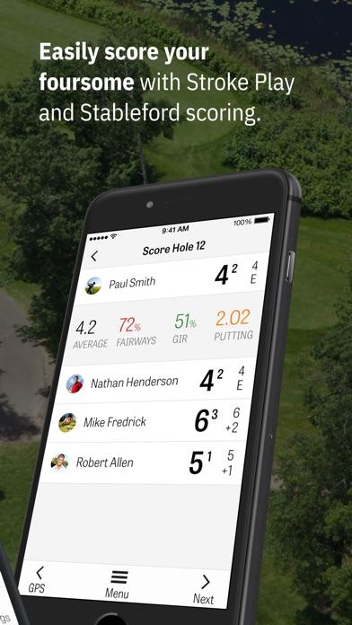 Golfshot: Golf GPS Screenshot 5