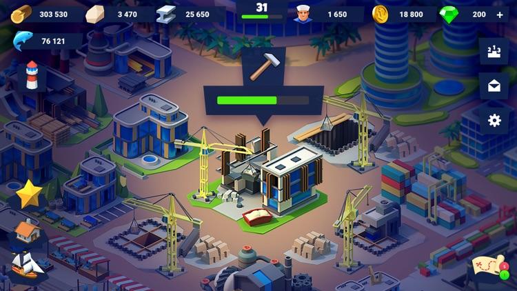 Sea Port: Cargo Ship Harbor screenshot-4