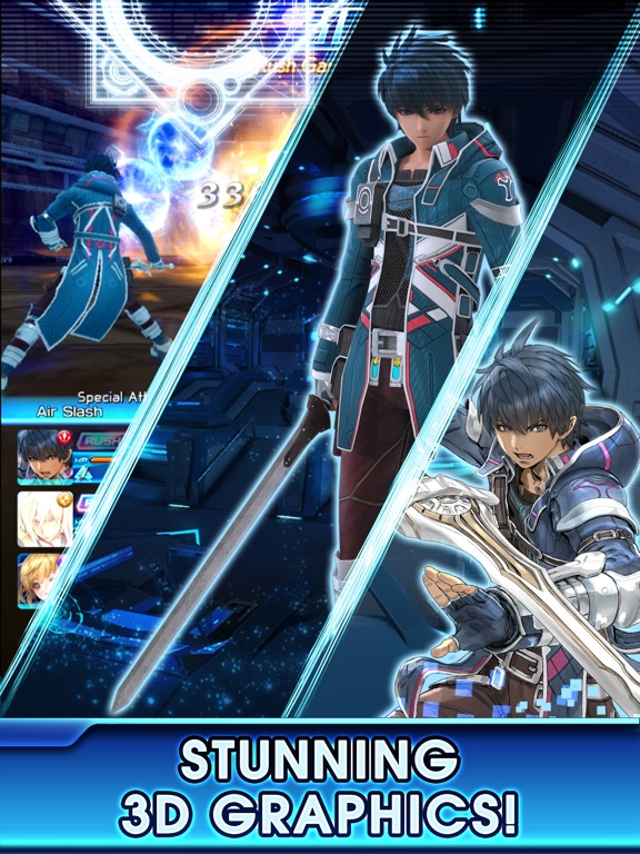STAR OCEAN: ANAMNESIS screenshot 7