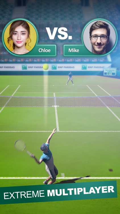 Top Shot: Tennis Games 2018 screenshot-0