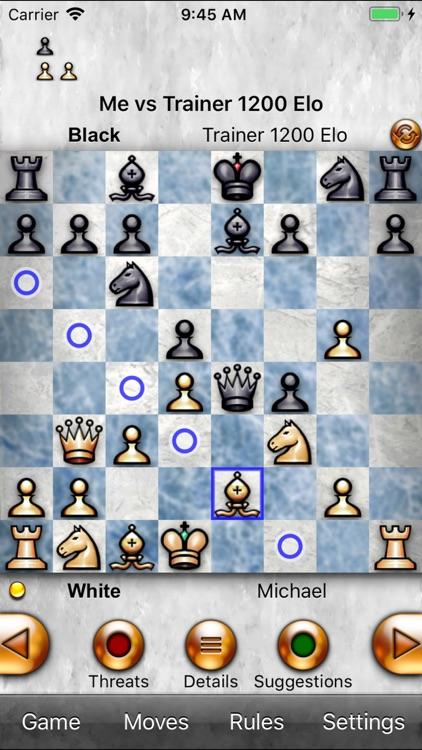 Chess Tiger Lite screenshot-3
