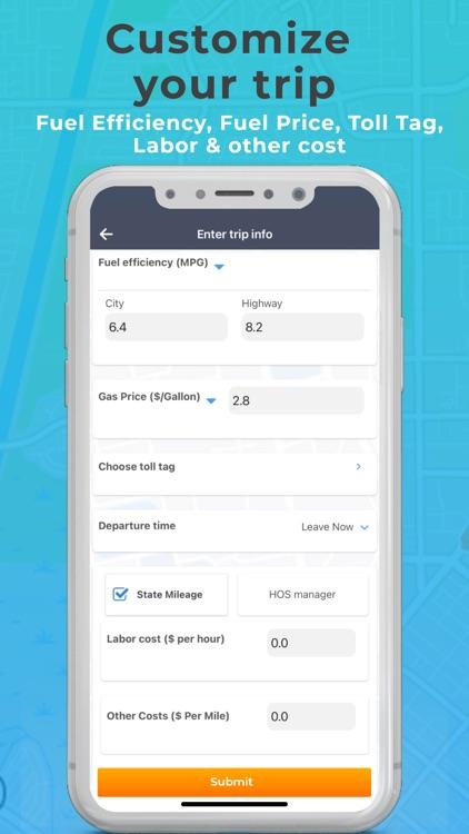 Toll & Gas Calculator TollGuru screenshot-6