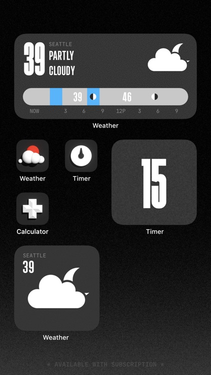 (Not Boring) Weather screenshot-5