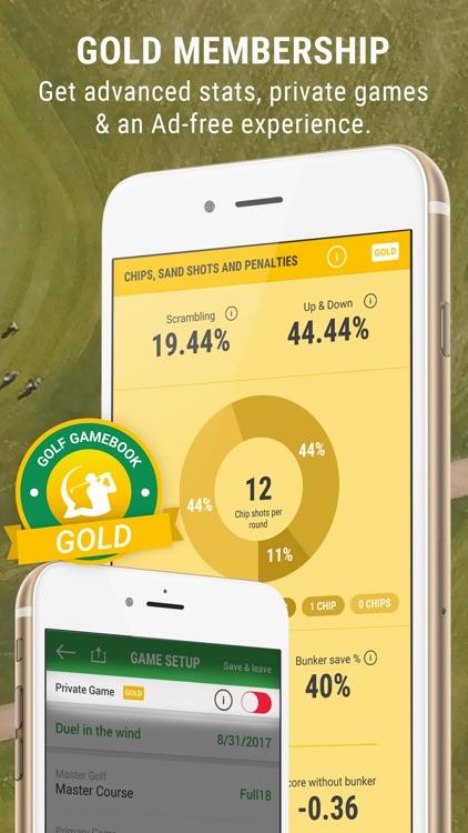 Golf GameBook - Best Golf App screenshot-4