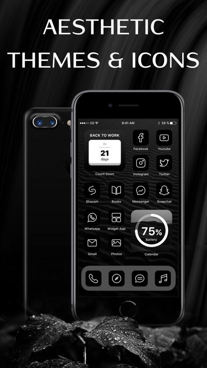 Widget Custom HomeScreen