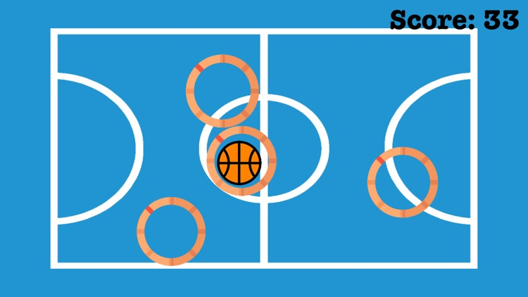 Infinite Basketball Hoops screenshot-4