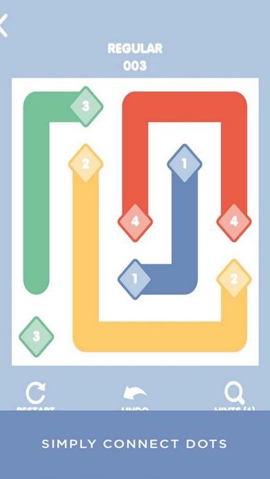 Dot Number: Color Line screenshot 2