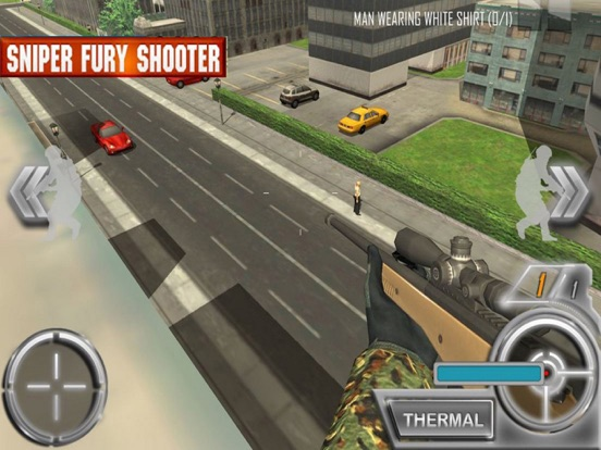 Modern Sniper: City Terrorist screenshot 4
